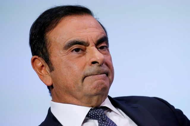 Χριστούγεννα στη φυλακή για τον πρώην πρόεδρο της Nissan   tanea.gr