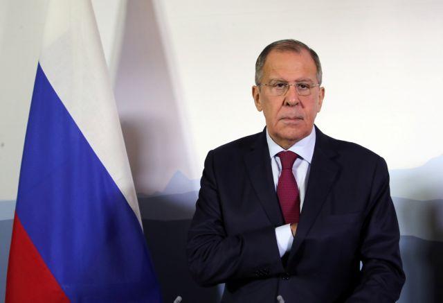 Λαβρόφ για Συμφωνία των Πρεσπών: Καταγγέλλει χρηματισμό και εκβιασμούς βουλευτών   tanea.gr