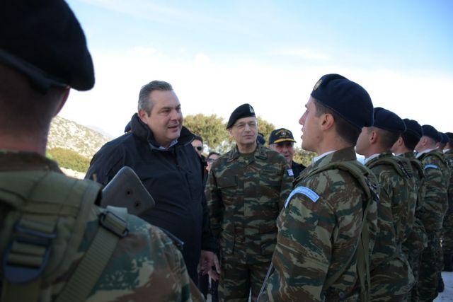 Καμμένος σε Αγκυρα : Ενα χιλιοστό κίνηση να κάνουν, θα τους τσακίσουμε | tanea.gr