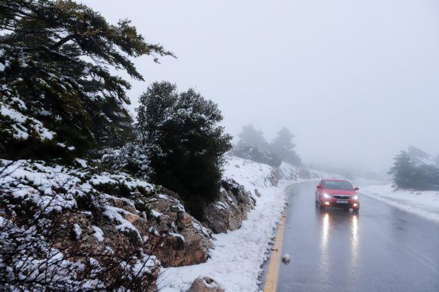 Στο «ψυγείο» η χώρα: Νέο κύμα κακοκαιρίας με χιόνια και καταιγίδες | tanea.gr