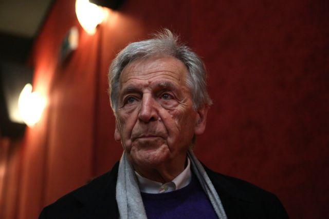 Ο Κώστας Γαβράς απαντά για τη νέα του ταινία με θέμα την ελληνική κρίση | tanea.gr
