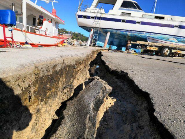 Κονδύλι ύψους 15,8 εκατ. ευρώ για τη σεισμόπληκτη Ζάκυνθο | tanea.gr
