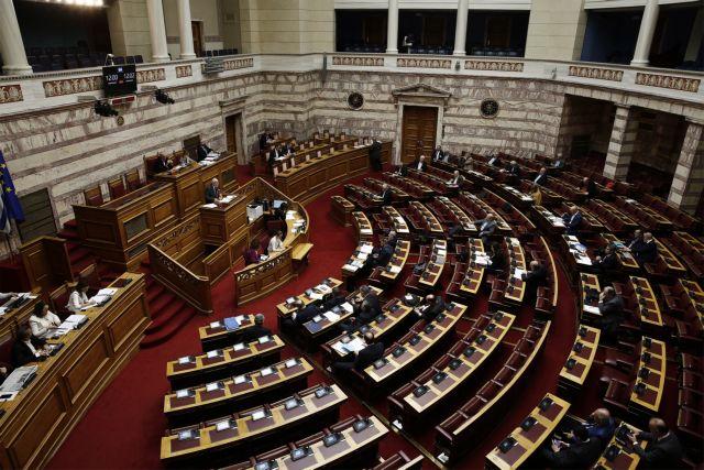 Κατατέθηκε στη Βουλή η τροπολογία για το πρόγραμμα «Βοήθεια στο Σπίτι» | tanea.gr