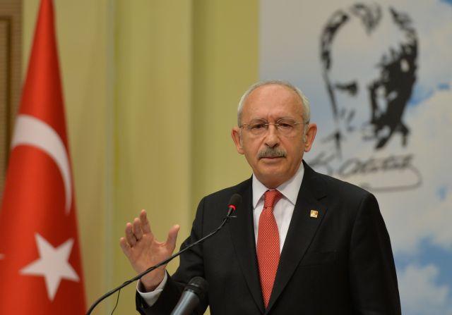 Κιλιντσντάρογλου : Επιθυμούμε τη διεθνή αναγνώριση του ψευδοκράτους   tanea.gr