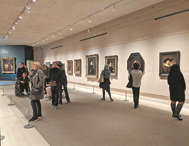 Masterpieces και χειμερινές αποδράσεις | tanea.gr