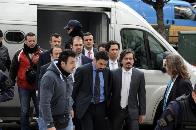 Τρις ισόβια για τους 8 τούρκους αξιωματικούς ζητά ο εισαγγελέας Κωνσταντινούπολης | tanea.gr