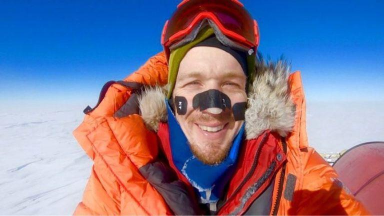 Κόλιν Ο Μπρέιντι: Ο πρώτος άνθρωπος που διέσχισε την Ανταρκτική με σκι | tanea.gr