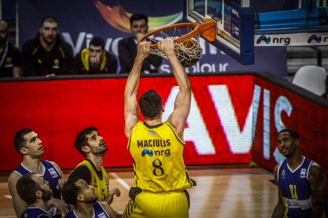 Εύκολα η ΑΕΚ, νίκη και για Ρέθυμνο | tanea.gr