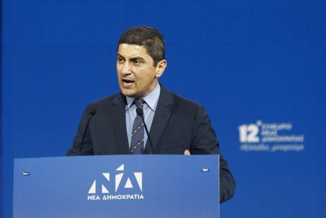 Αυγενάκης: Ο προϋπολογισμός είναι μνημονιακός και αντιαναπτυξιακός | tanea.gr