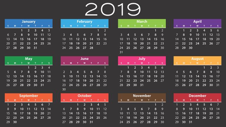 Δείτε ποιες είναι οι αργίες του 2019   tanea.gr