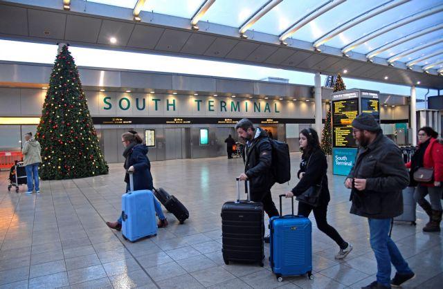 Βρετανία : Για περιορισμένο αριθμό πτήσεων άνοιξε το Gatwick | tanea.gr