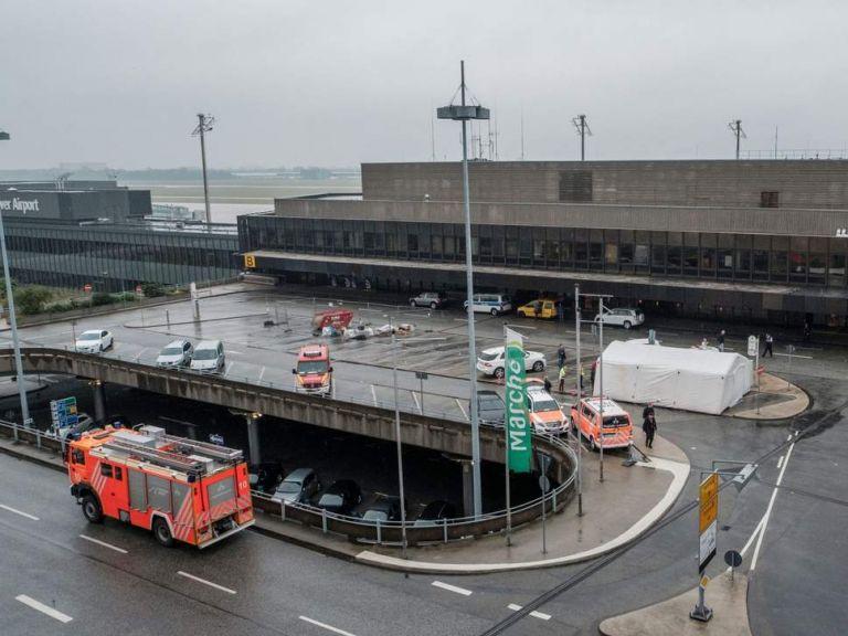 Γερμανία : Διακοπή της εναέριας κυκλοφορίας στο αεροδρόμιο του Ανόβερο | tanea.gr
