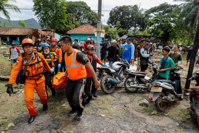 Ινδονησία: Το σύστημα προειδοποίησης για τσουνάμι υπολειτουργεί | tanea.gr