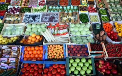Για κομποστοποίηση 5 τόνοι φρούτων και λαχανικών από τις λαϊκές αγορές | tanea.gr