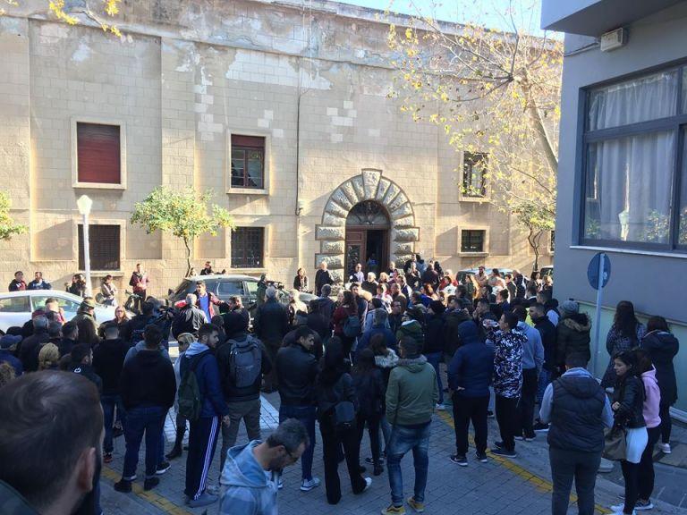 Προφυλακίστηκαν οι δύο για την δολοφονία της φοιτήτριας | tanea.gr
