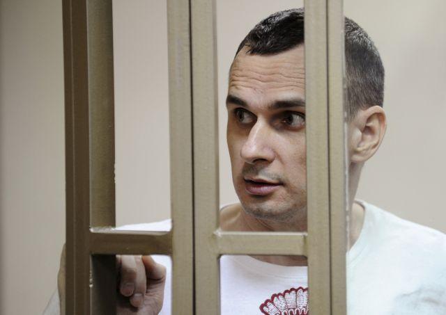 Στον κρατούμενο Ολεγκ Σεντσόφ το βραβείο «Αντρέι Ζαχάροφ» | tanea.gr