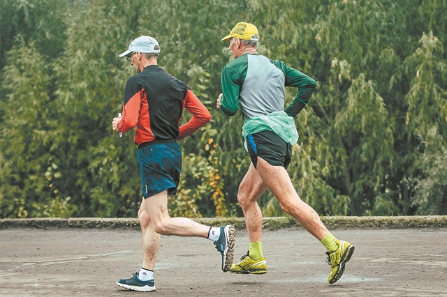 Τρέξτε, σας κάνει... δεκαετίες νεότερο! | tanea.gr