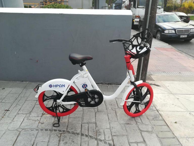 Ήρθαν στην Αττική τα έξυπνα κοινόχρηστα ποδήλατα (dockless) | tanea.gr