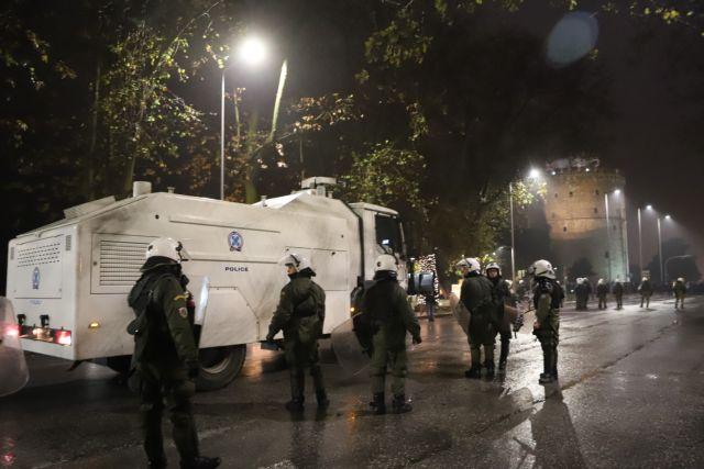 Μία σύλληψη και 49 προσαγωγές στις κινητοποιήσεις στη Θεσσαλονίκη | tanea.gr