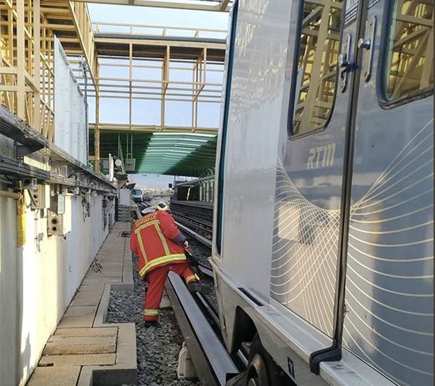 Μασσαλία: Εκτροχιάστηκε συρμός τρένου - Τουλάχιστον 14 τραυματίες | tanea.gr