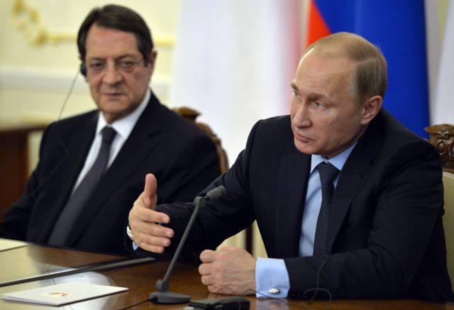 Nicosia sees possible Nato role as guarantor of Cyprus settlement, Moscow threatens | tanea.gr