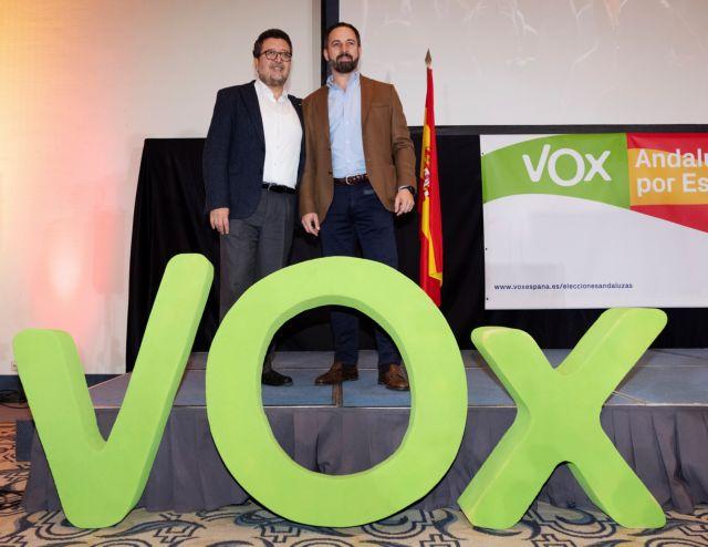 Η άνοδος του ακροδεξιού VOX στην πολιτική ζωή της Ισπανίας | tanea.gr
