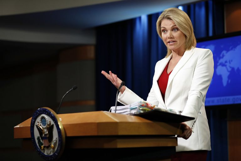 Bloomberg : Η εκπρόσωπος του Στέιτ Ντιπάρτμεντ πρεσβευτής των ΗΠΑ στον ΟΗΕ | tanea.gr