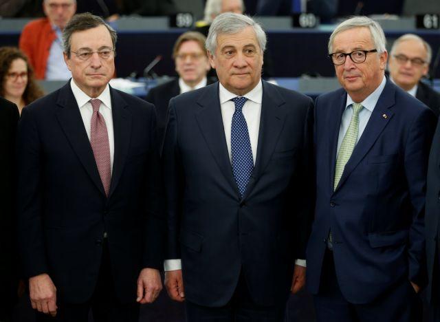 Γιούνκερ: «Δεν ήμασταν αρκετά αλληλέγγυοι προς την Ελλάδα» | tanea.gr