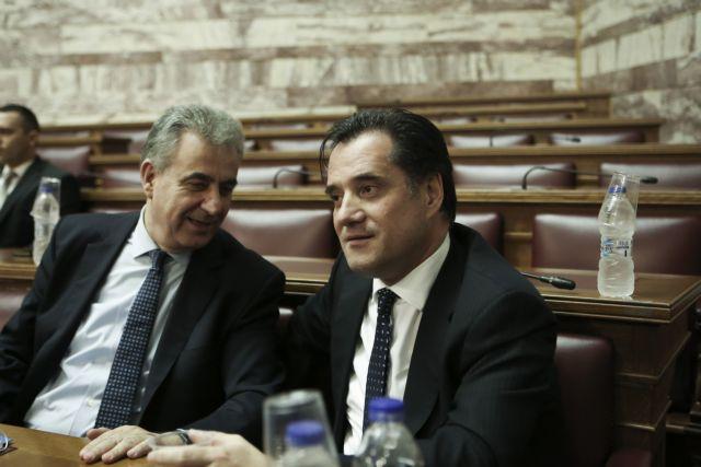 Α. Γεωργιάδης: Νομοθετείτε με έξι αποστάτες βουλευτές | tanea.gr