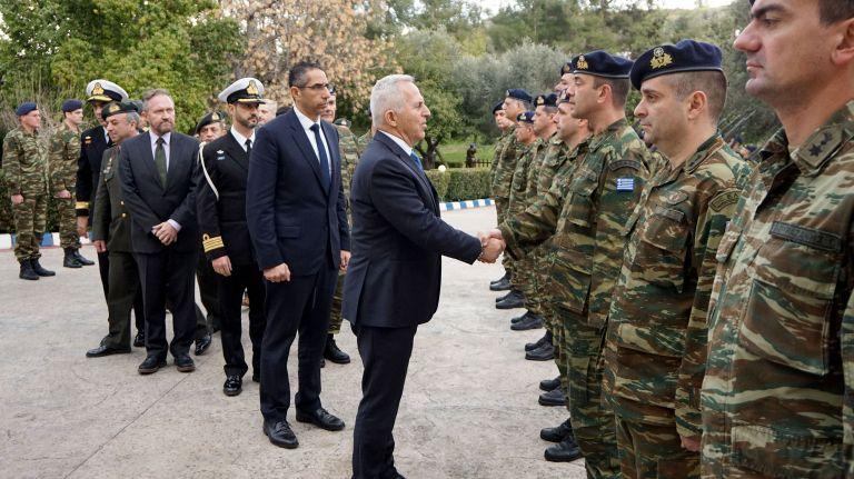 Αποστολάκης : Δυνατές και αξιόπιστες οι ελληνικές Ενοπλες Δυνάμεις | tanea.gr