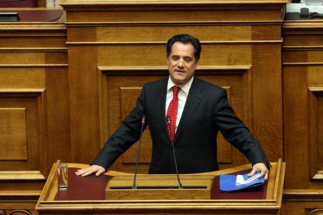 Α. Γεωργιάδης: Η Συμφωνία δεν θα φέρει λύση αλλά αστάθεια στα Βαλκάνια | tanea.gr