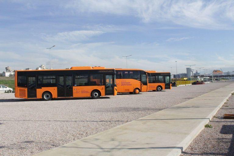 Νέα λεωφορεία απέκτησε ο δήμος Κερατσινίου - Δραπετσώνας   tanea.gr