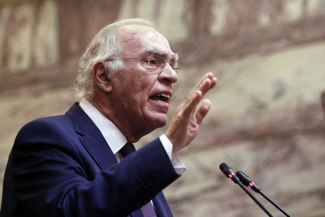 Ενωση Κεντρώων: Ο κ. Τσίπρας υπόσχεται φανφάρες και αυξήσεις κατώτατων ορίων   tanea.gr