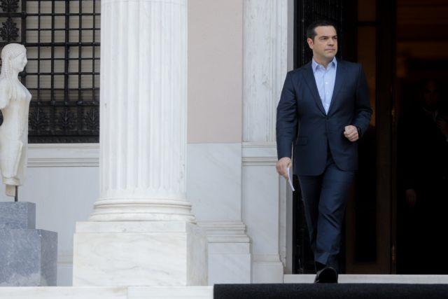 Μαξίμου : ΝΔ και VMRO είναι οι δύο όψεις του ίδιου νομίσματος | tanea.gr
