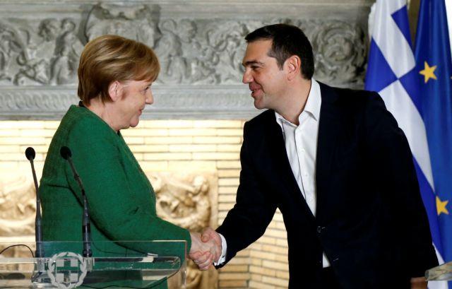 Συγχαρητήρια Μέρκελ σε Τσίπρα για τη Συμφωνία των Πρεσπών με τη «Βόρεια Μακεδονία» | tanea.gr