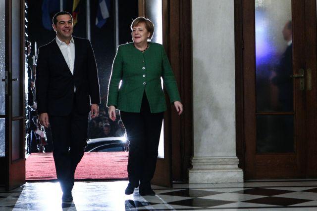 Κοινές δηλώσεις Τσίπρα - Μέρκελ: Αφήσαμε πίσω τα στερεότυπα και τις δύσκολες στιγμές | tanea.gr