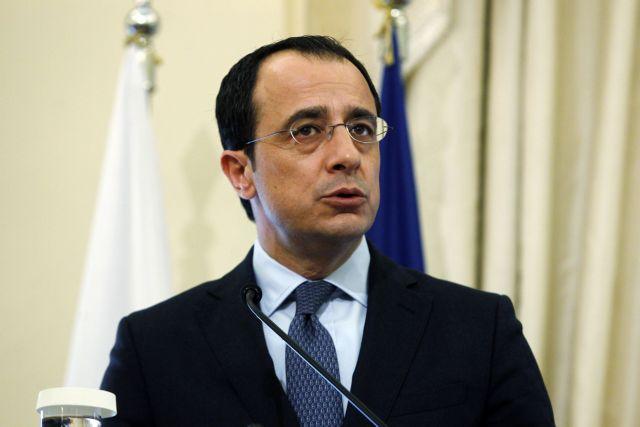 Χριστοδουλίδης: Η Σύνοδος είναι μήνυμα σε όσους επιδιώκουν αποσταθεροποίηση | tanea.gr