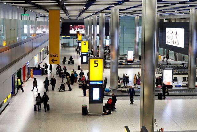 Λονδίνο: Εκλεισε ξανά το Χίθροου λόγω drone | tanea.gr