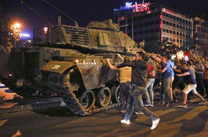 Τουρκία: Δεκαετής κάθειρξη σε δικαστή, υπέρμαχο ανθρωπίνων δικαιωμάτων   tanea.gr