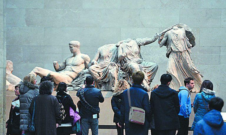 Ζορμπά: Κυνική η δήλωση του διευθυντή του Βρετανικού Μουσείου | tanea.gr