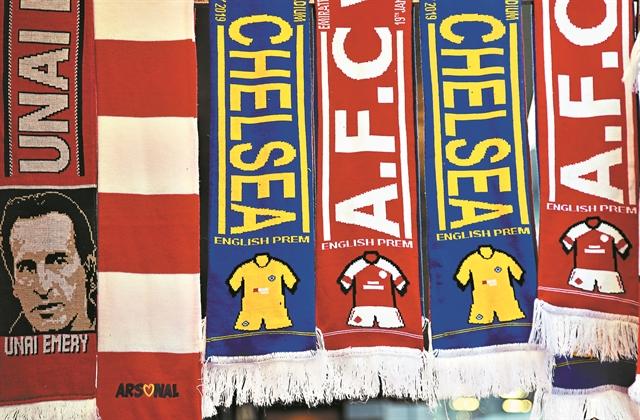 Πολυμέτωπος μεταξύ UEFA και Αγγλίας | tanea.gr