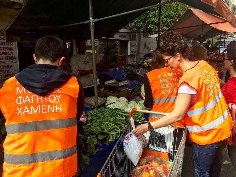 Πάνω από 128 τόνοι φρούτων και λαχανικών «σώθηκαν» στις λαϊκες αγορές | tanea.gr