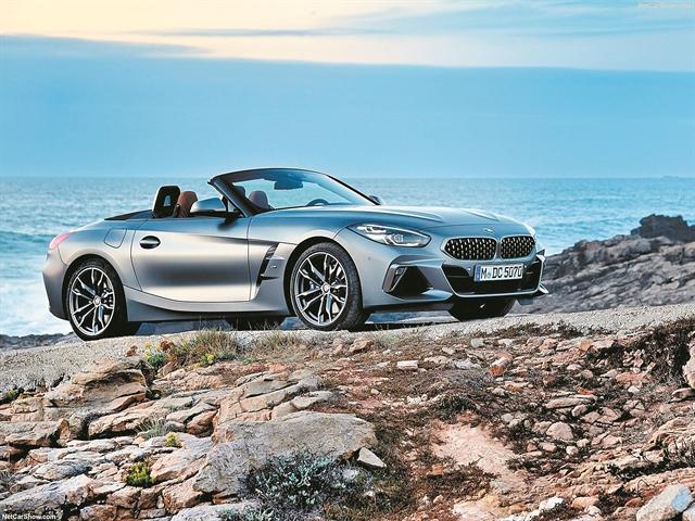 Από τα 56.300 ευρώ θα ξεκινάει η BMW Z4 | tanea.gr