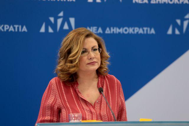 Σπυράκη: Ο ΣΥΡΙΖΑ μας έχει συνηθίσει σε επιλεκτική χρήση μέτρων τάξης   tanea.gr