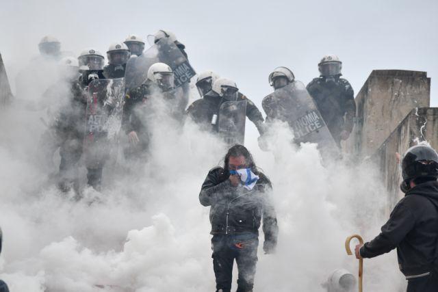 Μήνυση ΙΣΑ για τα ληγμένα χημικά στο συλλαλητήριο για τη Μακεδονία | tanea.gr