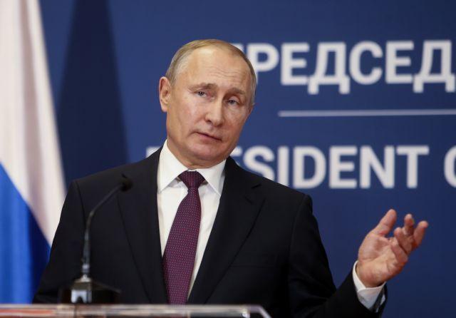 Πάνω από 20 συμφωνίες υπέγραψε ο Πούτιν στο Βελιγράδι | tanea.gr