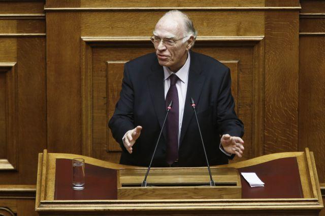Λεβέντης: Η χώρα πρέπει να οδηγηθεί σε πρόωρες εκλογές | tanea.gr