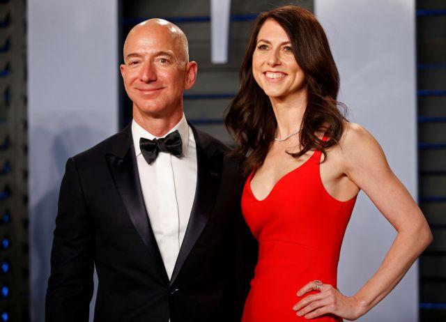 Διαζύγιο παίρνει ο Τζεφ Μπέζος της Amazon μετά από 25 χρόνια   tanea.gr