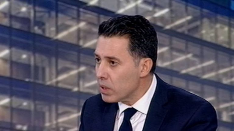 Maniadakis: Protected witness is Novartis case accused of taking kickbacks | tanea.gr