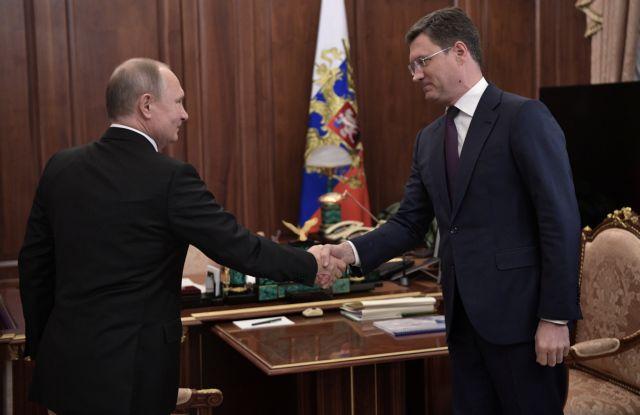 Ρωσία: Ενέργειες Πούτιν για να φτάσει το φυσικό αέριο σε όλα τα νοικοκυριά   tanea.gr